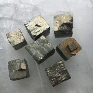 Pyrit kube